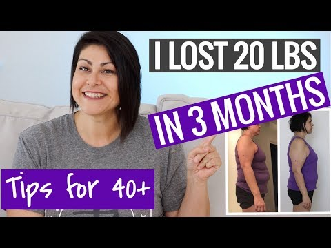 Weight Loss For Women Over 40 4 Must Have Tools