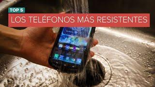 Con esteroides: Los teléfonos más resistentes