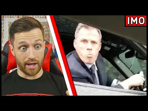 CARRAGHER SPIT-GATE - SHOULD HE LOSE HIS JOB? - IMO #39