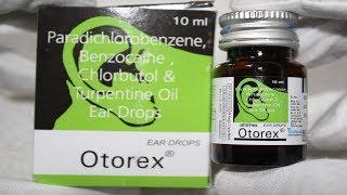 Otorex Ear Drops Review |  Best Wax Removal Ear Drops