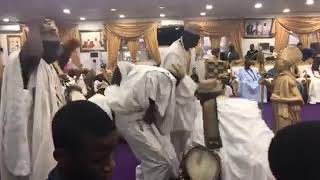 Gambar cover See what happens when presidential Aspirant Omoyele Sowore storms Ooni of Ife's Palace #3