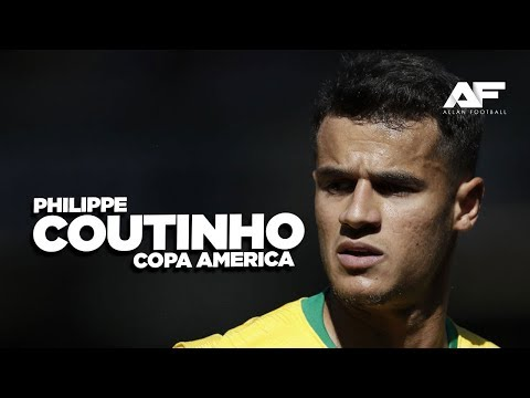 Philippe Coutinho • BRAZIL • Road to Copa América 2019 • HD