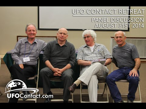 Titans of UFO Truth on ET Intelligence, Consciousness, Politics and Disclosure