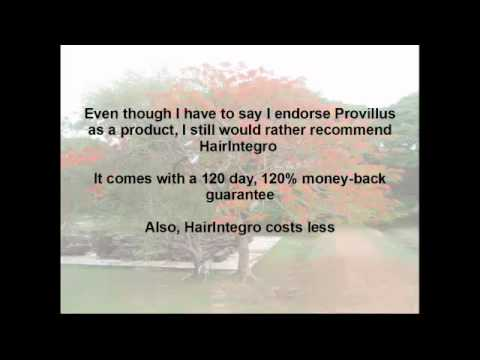 Provillus Ingredients Provillus Scam For Hair Loss Youtube