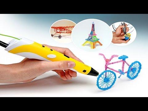 TOP 5 Amazing 3D Pens You Should Buy