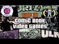 Top Comic Book Video Games