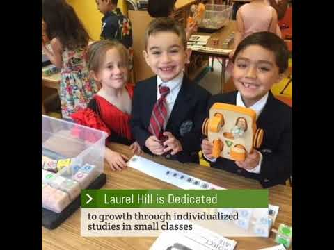 The Laurel Hill School Open House Grades K-5 Sunday March 24 11am