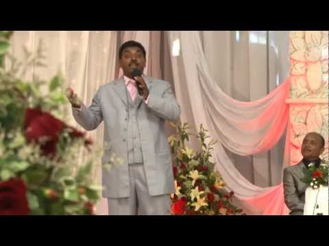 "M.C Phillip Theophilus - Master of Ceremonies for ""The Wedding Planner"""