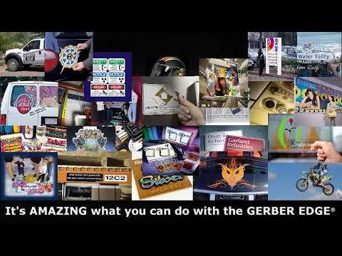 Gerber Technology > Learning Center > EDGE Series Printers