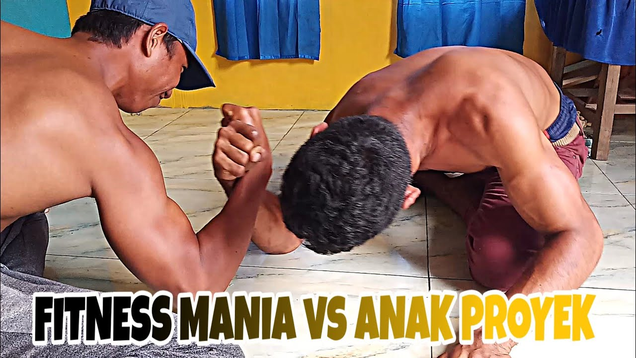 Download Adu panco | fitness mania vs anak proyek