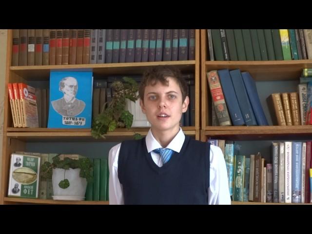 Изображение предпросмотра прочтения – МаксимКозин читает произведение «Цицерон» Ф.И.Тютчева