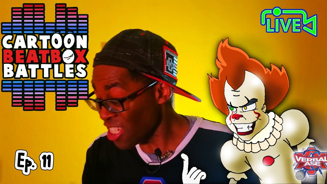 Pennywise Vs Groot Live - Cartoon Beatbox Battles