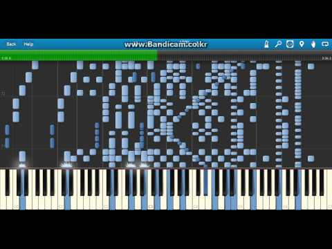 사람이 칠 수 없는 피아노 곡 - 2 An Unplayable Pia