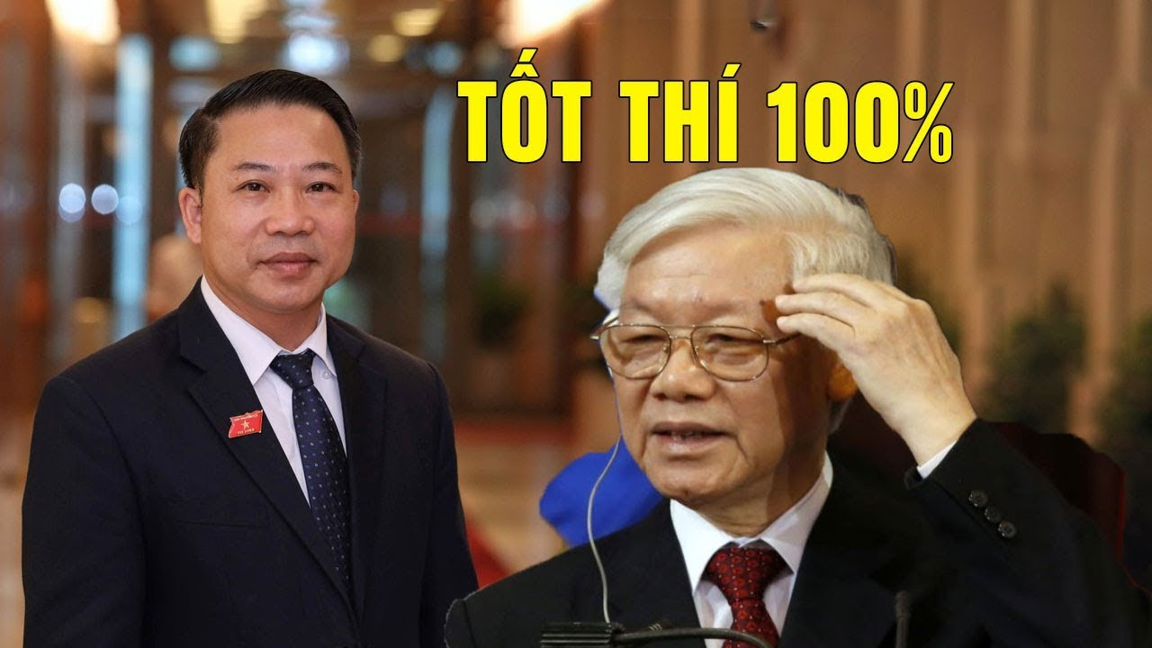Download ĐBQH Lưu Bình Nhưỡng là tiến sỹ hay tốt thí cho chủ tịch Nguyễn Phú Trọng?