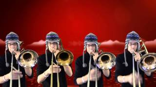 Day 12 - Mistletoe And Holly: Trombone Arrangement
