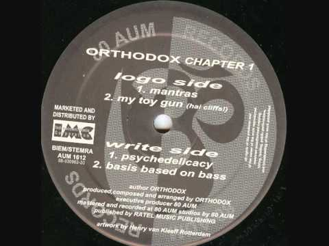 ORTHODOX - MANTRAS (1992)