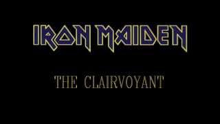 Iron Maiden - The Clairvoyant KARAOKE