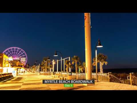 Things to Do in Myrtle Beach | A 2-Day Itinerary of Myrtle Beach Attractions