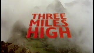 Three Miles High: Peru Rail Journey