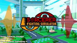 Sorcerer Fighting Simulator - FULL SOUNDTRACK