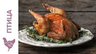 Цыплёнок, Запеченный с Лимоном и Тимьяном || iCOOKGOOD on FOOD TV || Птица