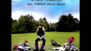 George Harrison All Thing Must Pass [Full album][Cd 1]