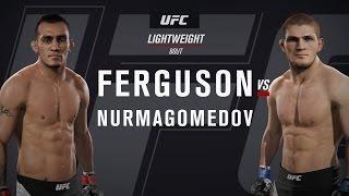 UFC-2! ТОНИ ФЕРГЮСОН VS ХАБИБ НУРМАГОМЕДОВ! ЗАКАЗЫВАЕМ БОИ В КОММЕНТАРИЯХ!