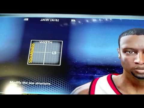 How to make dwyane wade 2k14
