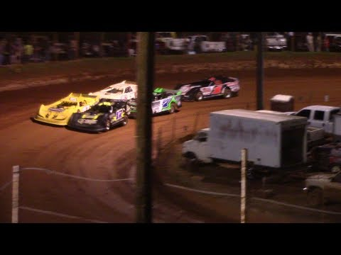 Winder Barrow Speedway Limited Late Models Feature Race 4/6/19