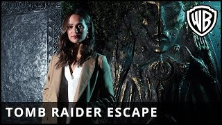 Tomb Raider - Live experience - Warner Bros. UK