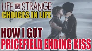 HOW I got Max Chloe PRICEFIELD KISS ENDING (EPISODE 5) - Major Game Choice Summary [SPOILERS]