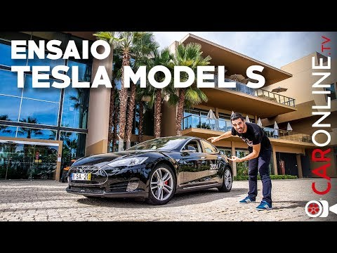 LEVEI o TESLA Model S P85d de FIM de SEMANA! [Review Portugal]
