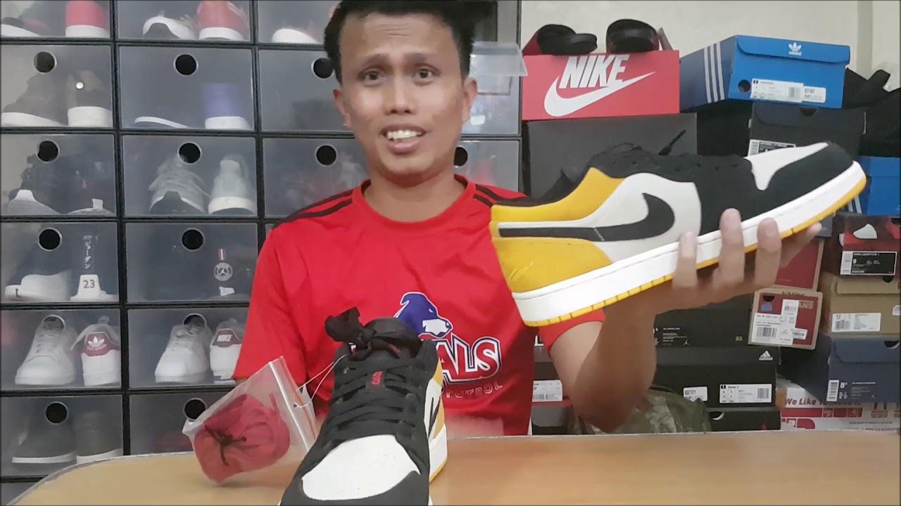 Air Jordan 1 Low 'Yellow Ochre' Review
