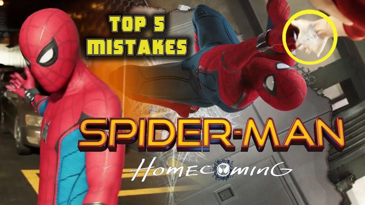 Top 5 Movie Mistakes (2017) Tom