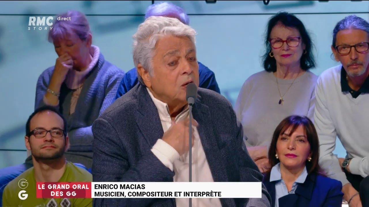 """Appel au boycott du concert d'Enrico Macias au Maroc: """"Je me fous éperdument de cette mena"""