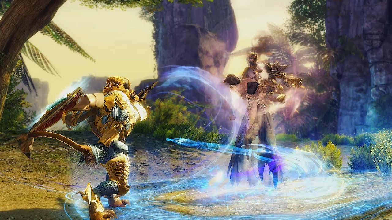 Guild Wars 2: Path of Fire Elite Specializations—Firebrand (Guardian)