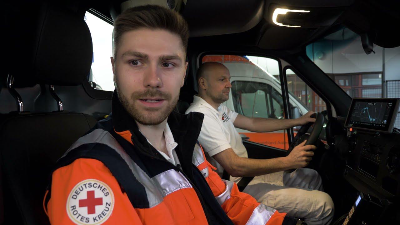 Erklärfilm Leitstelle Rettungsdienst Baden-Württemberg