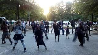 CDC Thriller Flash Mob 2018 -Simpsonville SC