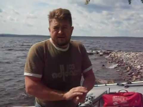Тарга - установка на лодку
