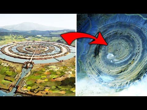 Археологи обнаружили место, где находилась древняя цивилизация. Самые необычные находки