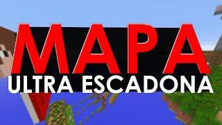 Minecraft: ULTRA ESCADONA! - Mapa (Download na desc.)