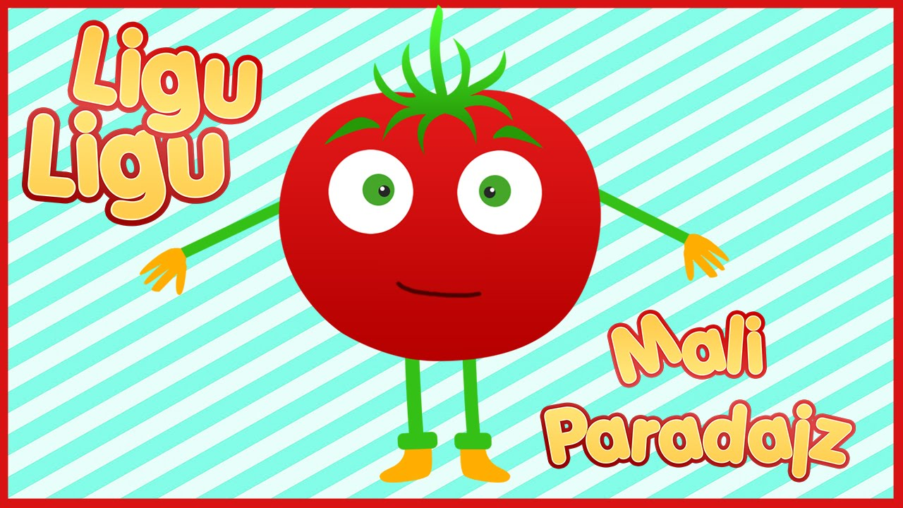Download MALI PARADAJZ ★ LIGU LIGU ★ Decije pesme / Pesmice za decu