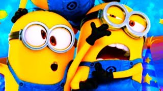Despicable Me Minion Rush - 5 Year Celebration MASSIVE Update - Android Gameplay