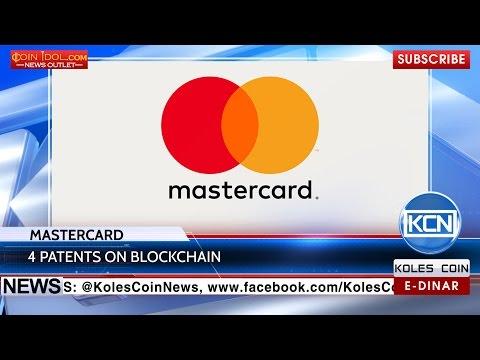 KCN: MasterCard to use blockchain