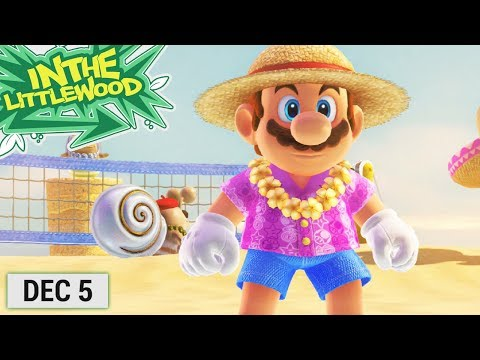 Super Mario Odyssey - Seaside Kingdom 100%