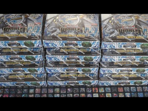 Case Opening - 12x World Superstars Displays