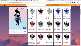 [Improved] How to steal shirts from ROBLOX and upload them to Finobe