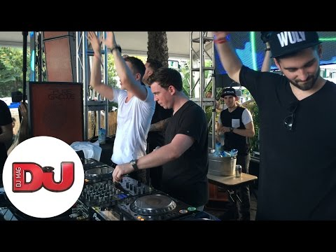 Dannic Live DJ Set from DJ Mag Miami Pool Party (WMC)