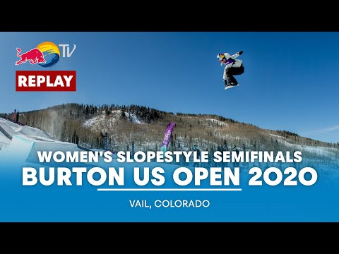 Women's Slopestyle Semifinals | Burton US Open 2020 - FULL REPLAY
