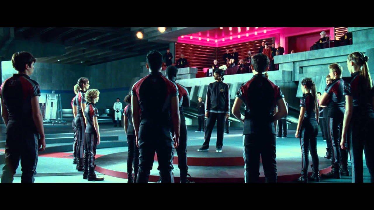 Die tribute von panem neuer trailer deutsch hd youtube for Die tribute von panem film